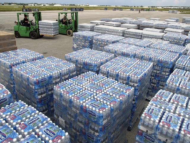 "Salt Lake City Company Sends 10,000 ""Survival"" Meals to Florida Hurricane Relief"